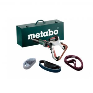 Metabo RBE 15-180 SET Tube Belt Sander